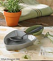 Gardener's Journal Spoon Rest