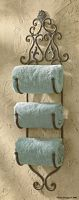 New Orleans Bath Towel Holder