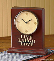 Redmond Table Clock