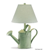 Watering Can Lamp 19.5""