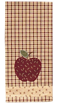 Apple Jack Decorative Dishtowel