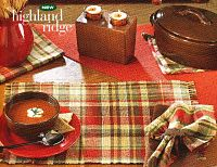 Highland Ridge Table Runner 36
