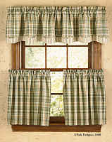 Rosemary Layered Valance
