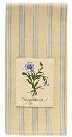 Cornflower Patch Dishtowel