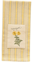 Mangold Patch Dishtowel