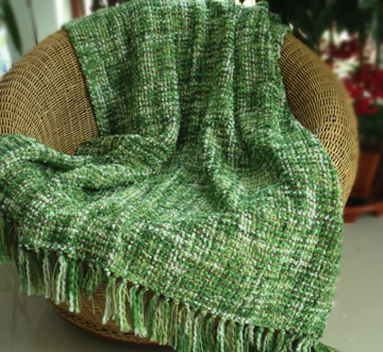 Candler Throw or Afghan