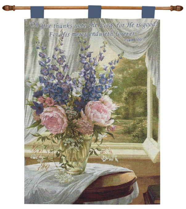 Country Estate Wall Hanging