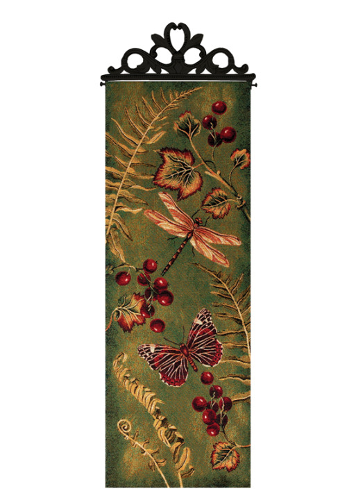 Floral & Fauna Wall Panel