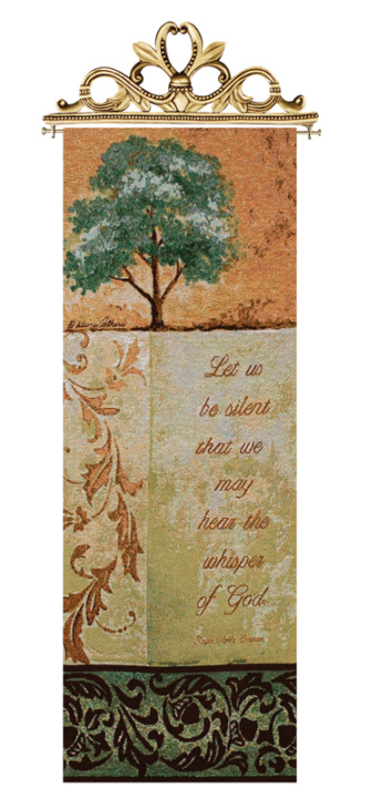 Whispers of God Wall Panel