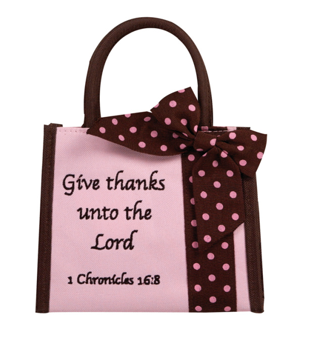 Give Thanks unto the Lord Tote