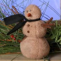 Snowman Accent