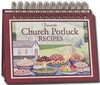 Favorite Church Potluck Recipes