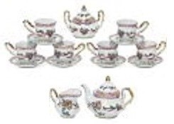 mini Pink Tea Set