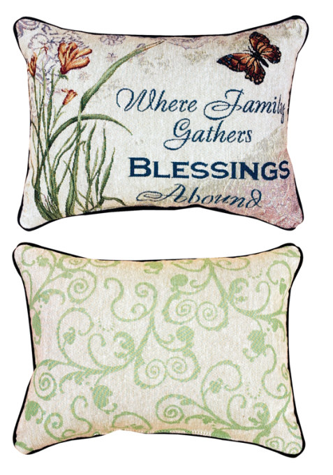 Meadow Wonders Pillow