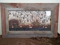 Barn Board Country Print