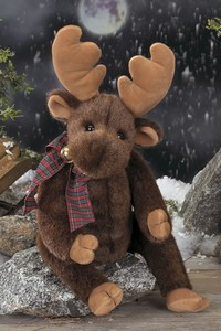 Andy Antlers Moose