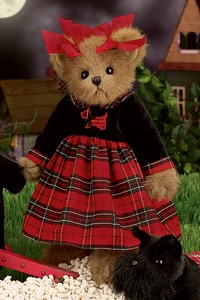 Mandy MacTerrier Bear