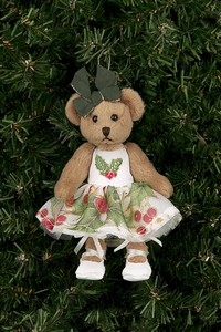 Christmas Tree  Little Dancer Bear