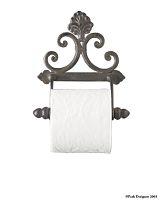 New Orleans style Toilet Tissue Holder
