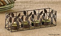 Nature Walk 4 Tealight Holder