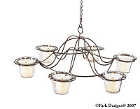 Laurel Chandelier