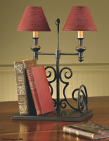 Book End Lamp