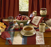 Home Sweet Home Placemat