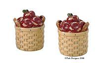 Apple Jack Salt & Pepper