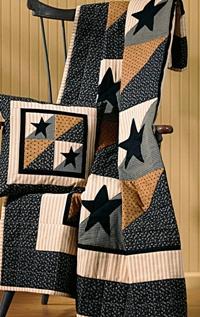 Black Star Quilt