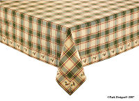 Early Riser Tablecloth