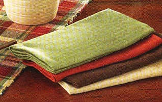 Casual Classics Chocolate Brown Napkin
