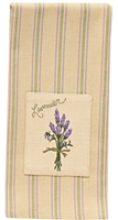 Lavendar Patch Dishtowel
