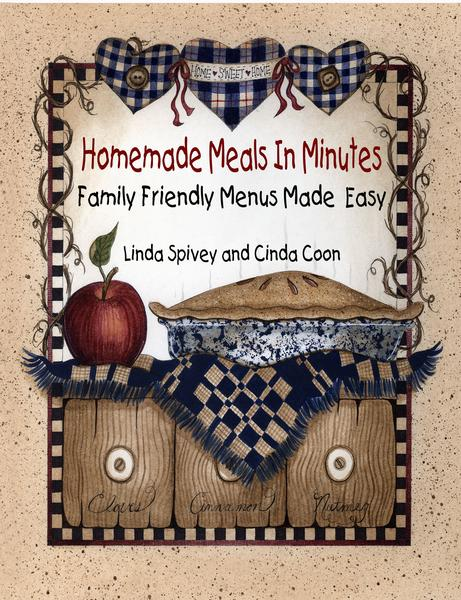 Homemade Meals in Minutes