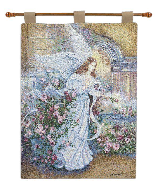 Angel of Love in Garden