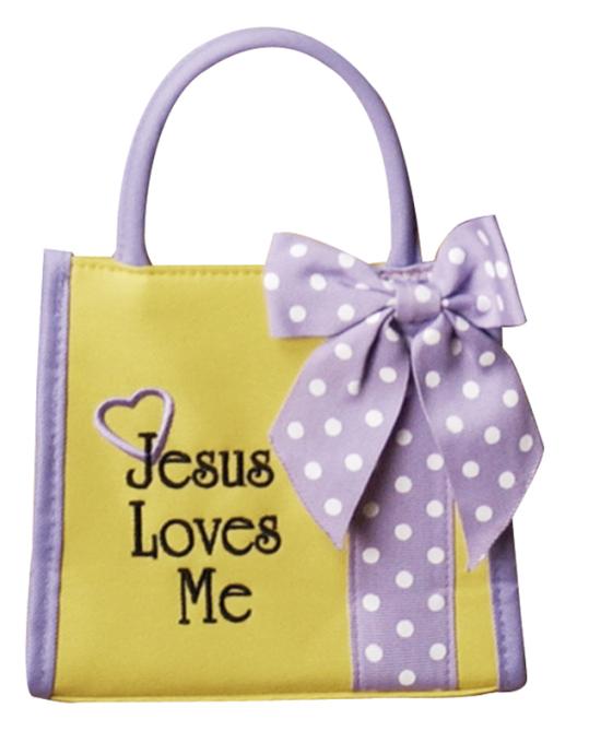 Jesus Loves Me - Tote