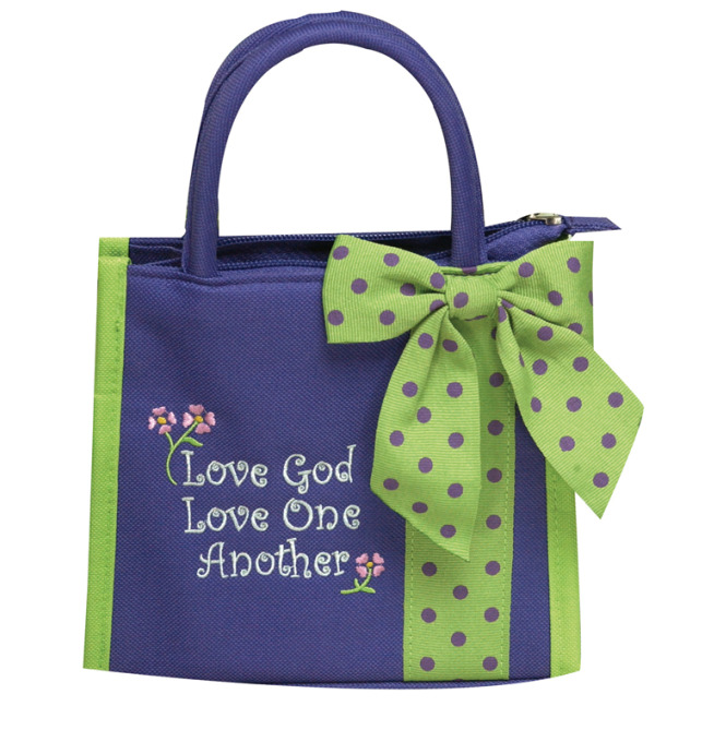 Love God Love One Another Tote