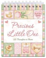 Precious Baby Girl Easel Book
