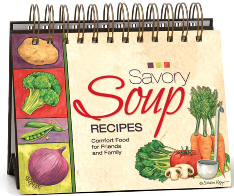 Soups Recipe Book