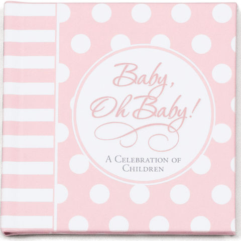 Baby Girl Mini Book