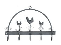 Rooster Kitchen Rack