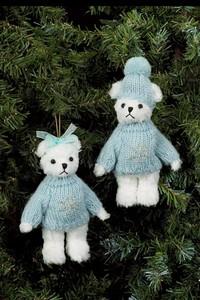 Christmas Tree  Winter Wonderland Bear