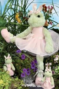 Juliette Pirouette Frog