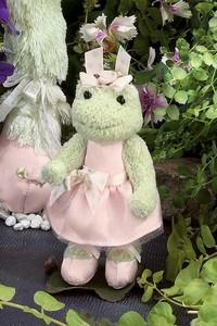 Petite Plie Frog